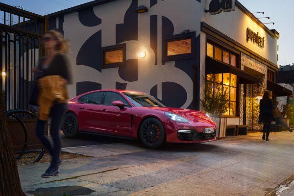 Porsche-Panamera