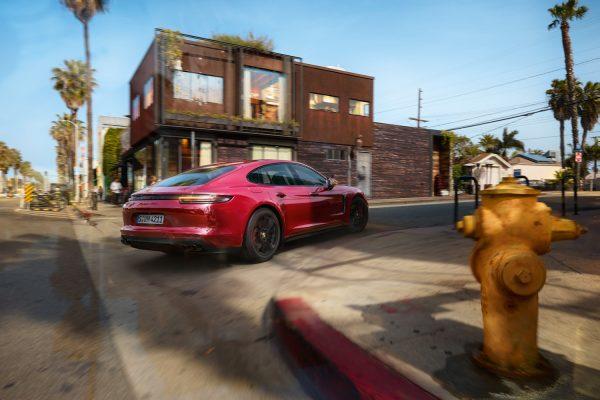 Porsche Panamera-LA